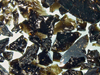 volcanic glass fragments