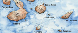 Introduction to the Galapgos Islands