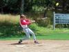 Louie Wurch batting