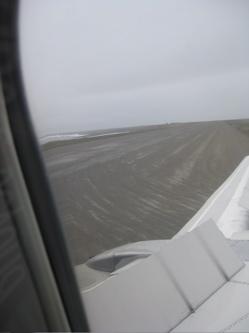 permafrost runway