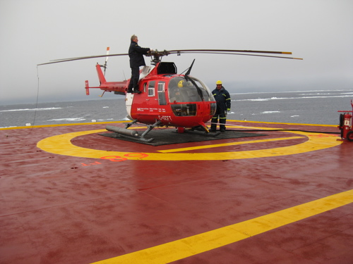 LSSL Helicopter