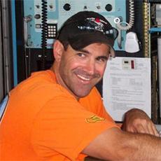 Bruce Strickrott, Alvin Group Manager