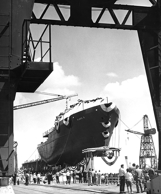 Atlantis II launching, 09/08/1962.