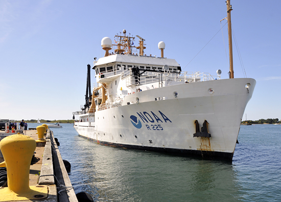 noaa ship bigelow