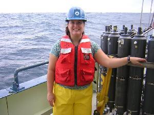 Mary Lardie Gaylord on Oceanus