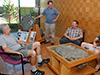 Pillow lava display