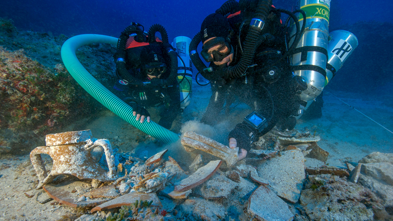 Shipwreck archaeology
