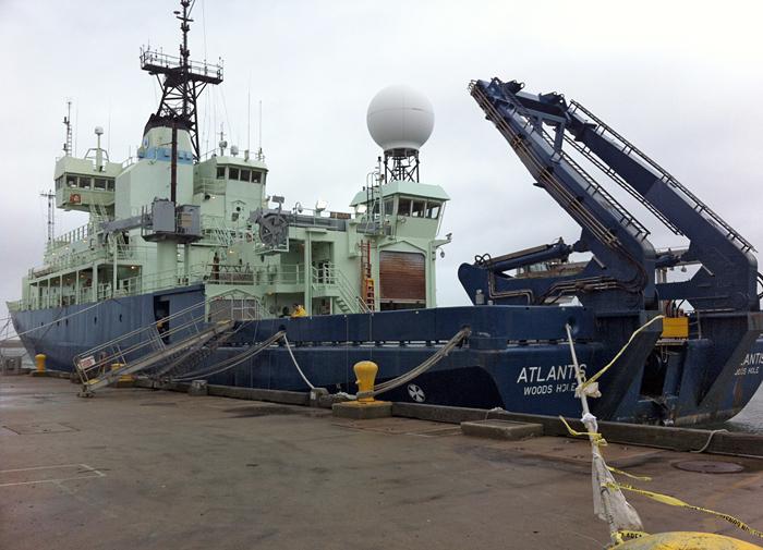 Atlantis ready for Hurricane Sandy