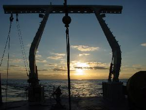 Oceanus A-Frame Silhouette