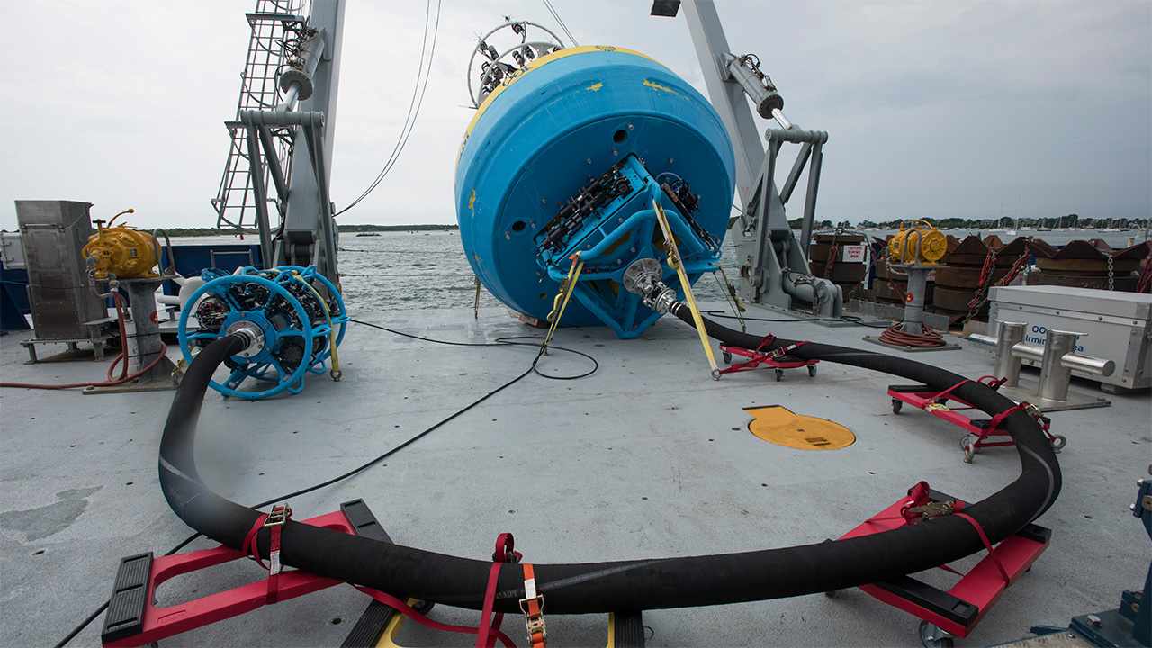 OOI Surface mooring