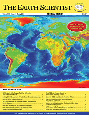 special edition issue of The Earth Scientist