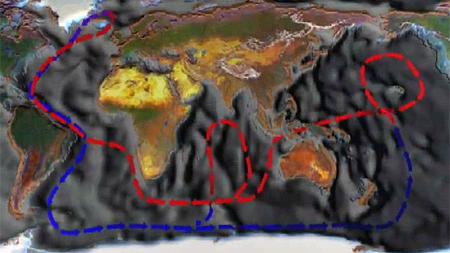 World Ocean Circulation