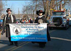 Falmouth Parade Float Celebrates WHOI's 75th Anniversary