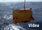 AUV Sentry launch