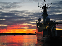 R/V Oceanus in Pictures
