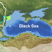 map of Black Sea