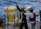 Collecting Deep-sea Sediment Flux