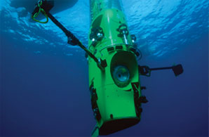 Cameron partners with WHOI