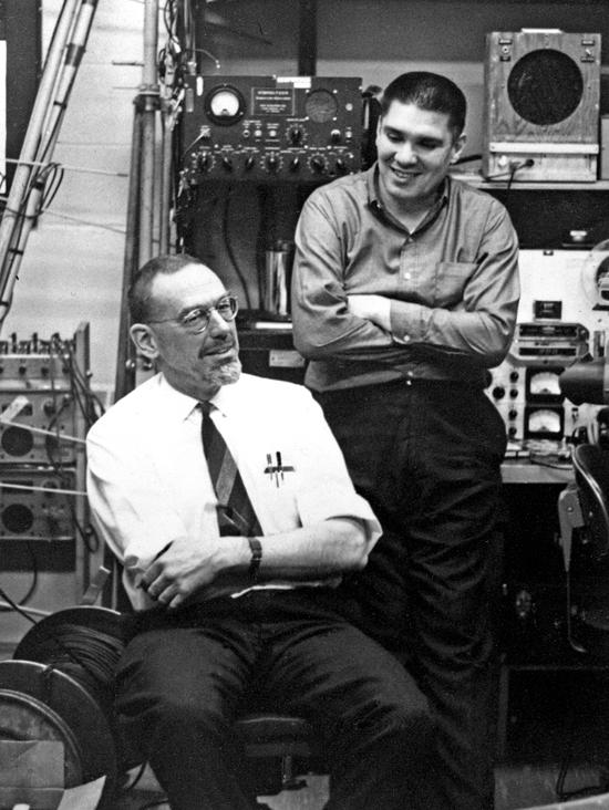 Bill Schevill and Bill Watkins