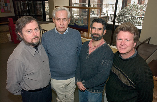 WHOI scientists recognized by the American Geophysical Union