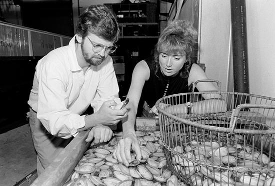 Paul Snelgrove and Noellette Conway-Schempf