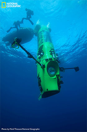 deep-sea research. part 1. oceanographic research papers