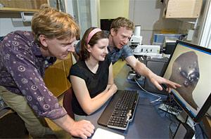 analyze samples of seafloor deposits brought back from the Gakkel Ridge