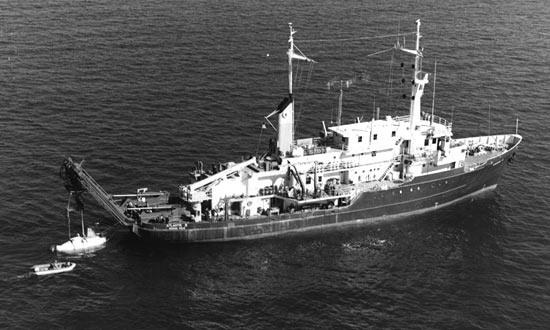 Image History Of Alvin Woods Hole Oceanographic Institution