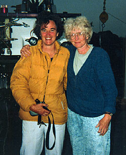 Alice Alldredge and Mary Wilcox Silver
