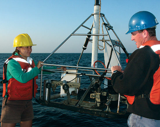 SeaBOSS (Sea Bottom Observation and Sampling System)