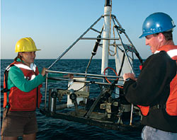 SeaBOSS (Sea Bottom Observation and Sampling System)