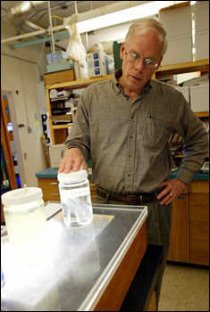 Senior Scientist and OLI Director Dr. Laurence P. Madin