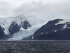 Elephant Island glacier in the Southern Ocean