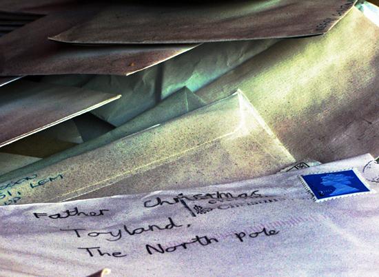 santa's mailbox, nuuk greenland