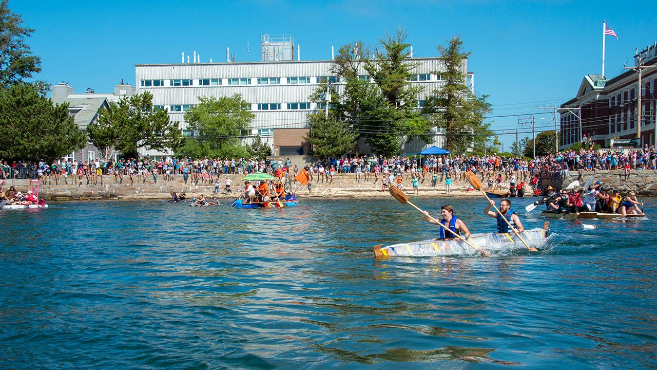 Unboat race