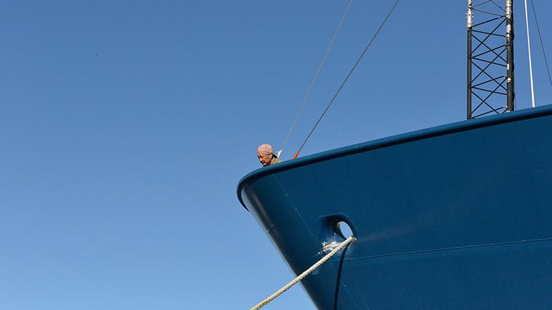 Patrick Hennessy on Atlantis