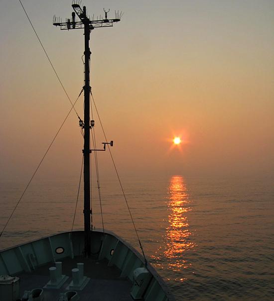06/10/2008, Oceanus Cruise OC448.