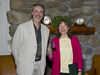 Amy Bower receives Chrysalis Award