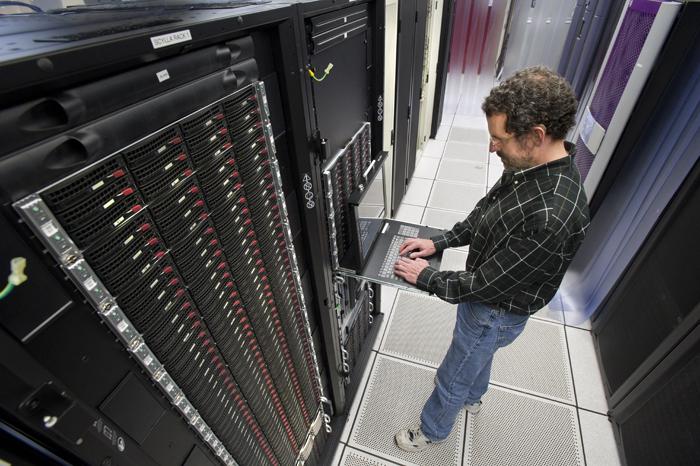 Scylla computer cluster