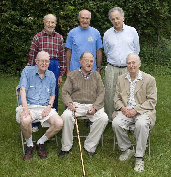 AGU founding fathers