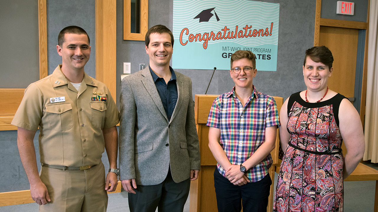 Recent JP graduates