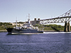 Knorr in the Cape Cod Canal