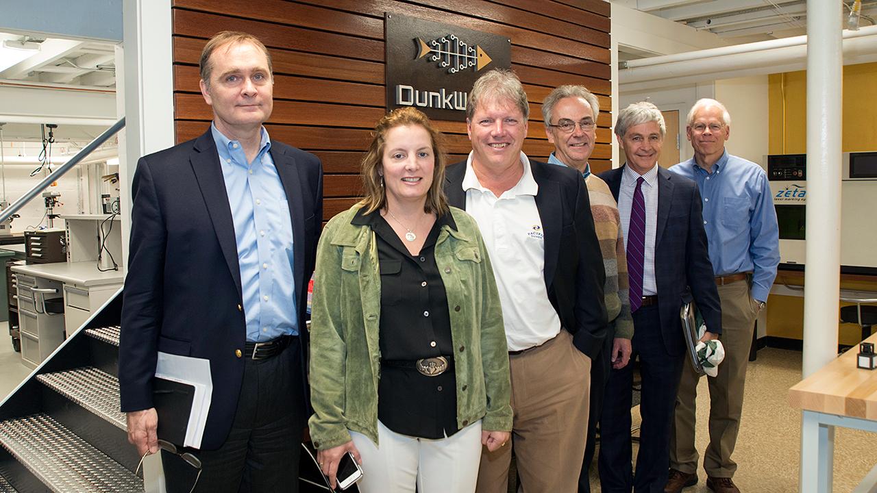 Dunkworks opening
