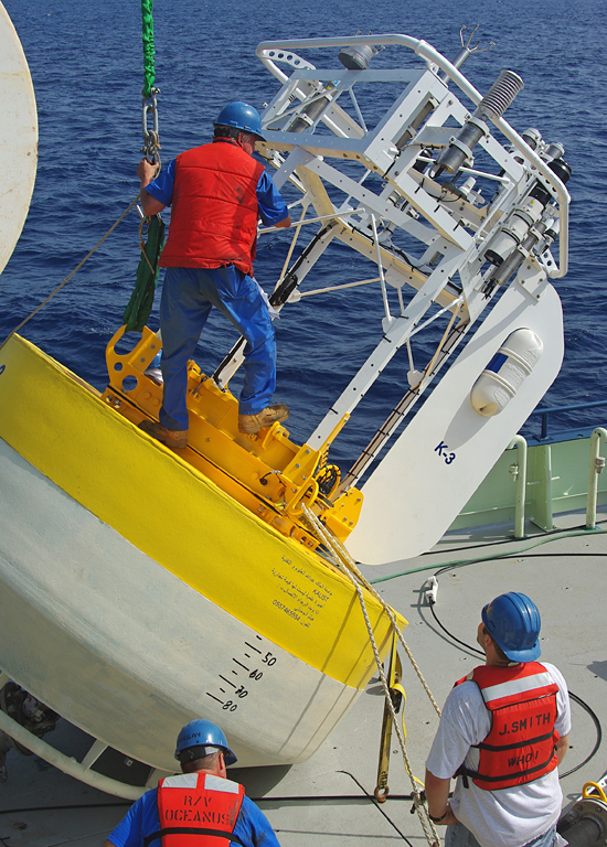 air-sea interaction buoy