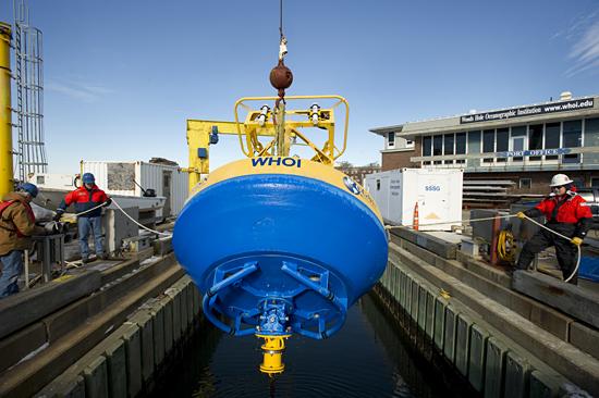 new ooi buoy testing