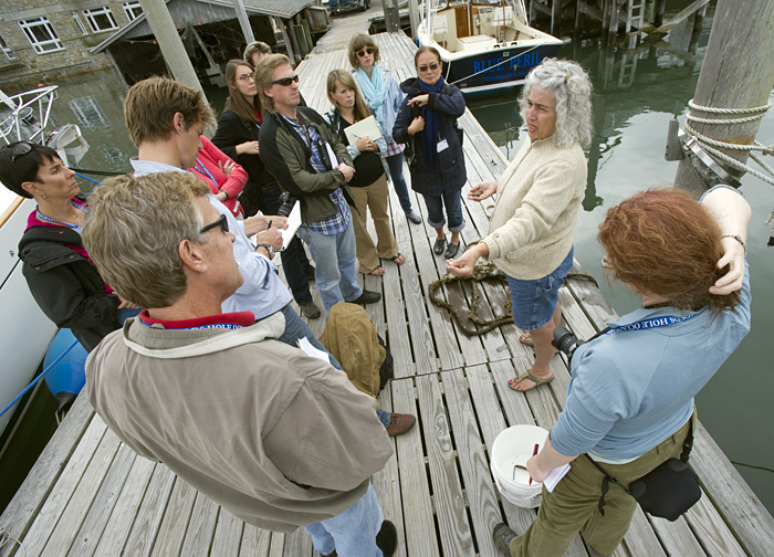 ocean science journalism fellows