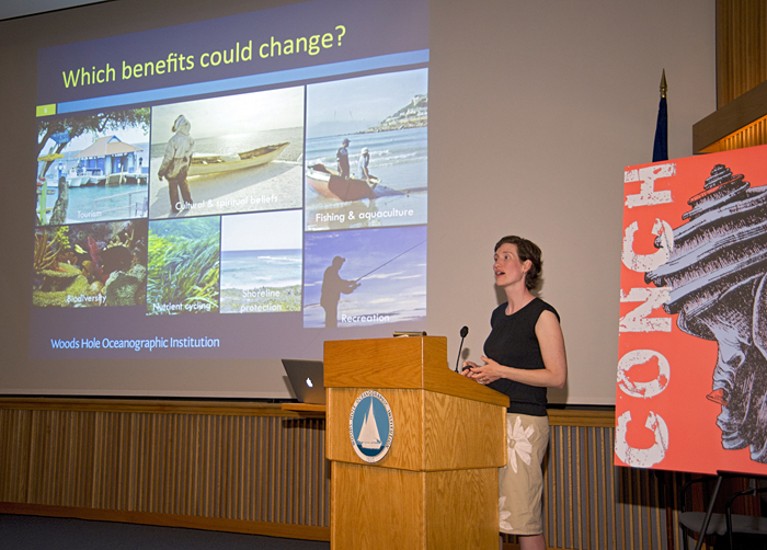 Ocean Acidification public event