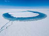 greenland ice sheet lake