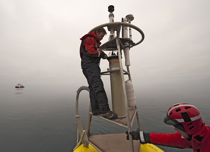 Bering Sea buoy