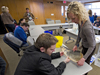 Perkins School visit to WHOI